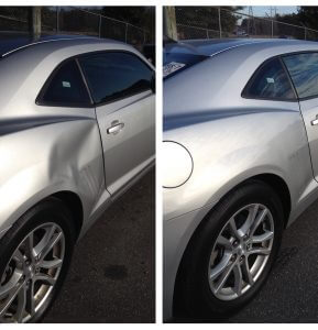 Mobile Dent Repair Salisbury NC