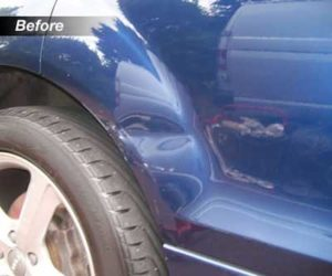 paintless dent repair shelby